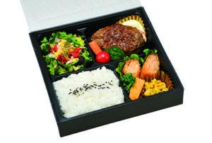 紙BOX/中仕切 黒トレー(多種) 70×70