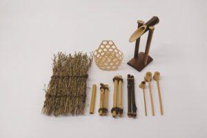 竹製品多種
